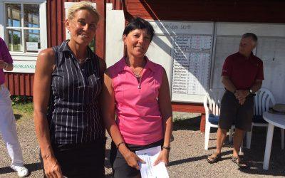 Carina x 2 vann Ladies Open