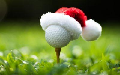 Julklappstips från golftomten